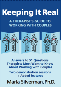 Keeping It Real - A Therapist's Guide to working with couples